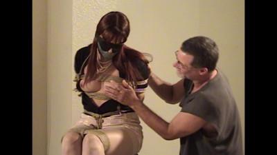 Rope Bondage Girls Lingerie And Nylon (2013)
