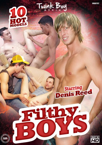 Filthy Boys(2014) , gay guys group sex.