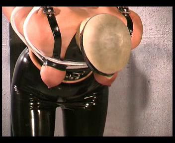 Rare Breast Torture  Brings You The World Of Kinky And Perverted Bondage