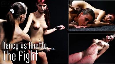 ElitePain – Nancy vs Anette – The Fight [HD, 2014]
