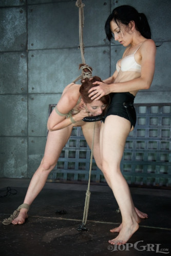 TG – Cici Rhodes And Elise Graves – Back Into The Fold – September 12, 2014