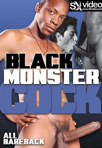 Black Monster Cock 1