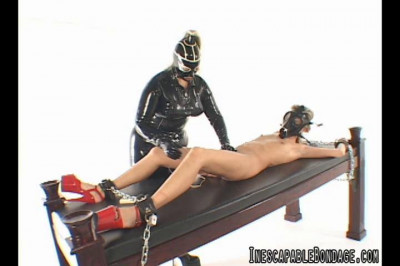 Inescapable Bondage – Bound And Forced To Cum