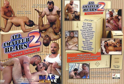 All Amateur Bears Vol.2  Special Delivery