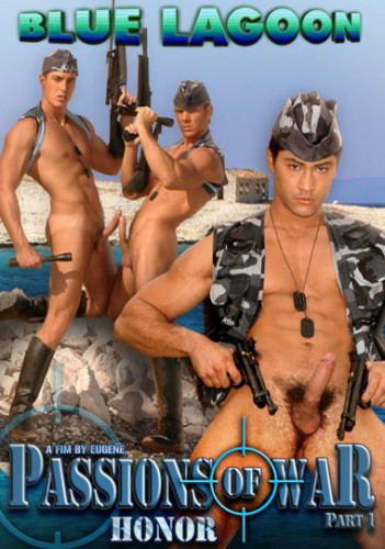 "Passions Of War #1 ""Blue Lagoon&quot - homosexual men sex compilations dvd sale hardcore dude male story."