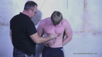 Rented Captive Eugene - Part I - parada gay, gay pride, white hot, boy gets, getting fucked