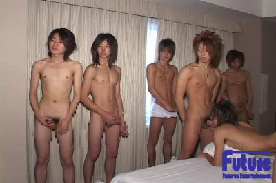 Blade Vol 3 - Target — Asian Gay, Hardcore, Extreme, HD