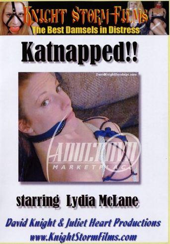 DavidKnightBondage - Katnapped DVD