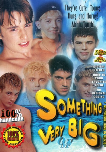 Something Very Big – Tony Donovan, Dean O'Conner, Tony Cummings