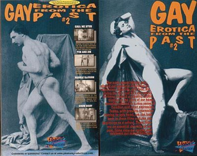 Gay Erotica from the Past Vol. 2
