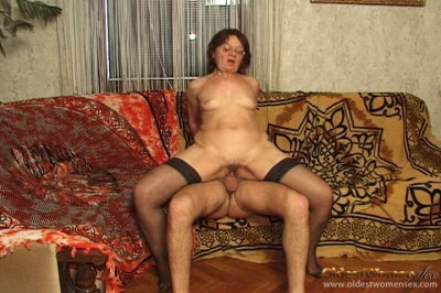 Hairy Mature Pussy Drilled Hard