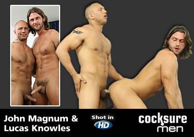 John Magnum & Lucas Knowles