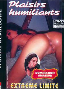 Plaisirs humiliants