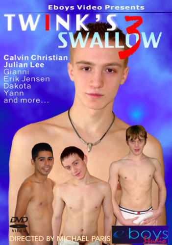 Bareback Twinks Swallow Vol. 3 – Calvin Christian, Julian Lee, Erik Jensen