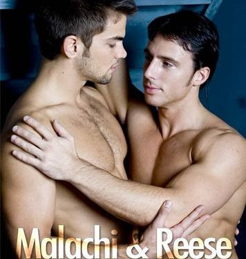 Malachi Marx and Reese Rideout