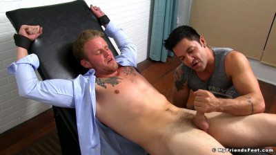 Shady Salesman Shawn Jerked and Tickled, 1080p