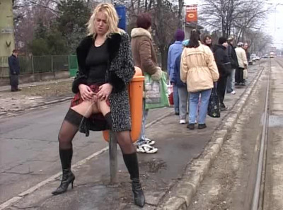Extreme public piss - full best collection 17 video. Part 1.