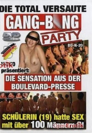 Natascha 19 Die Total Versaute Gang Bang Party