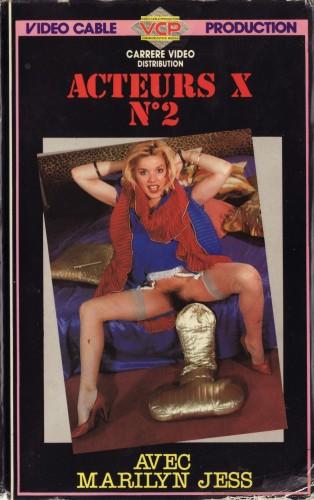 Acteurs X №2 (1986)