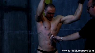 RusCapturedBoys - Striptease Dancer Boris - Part II - 06.10.2015