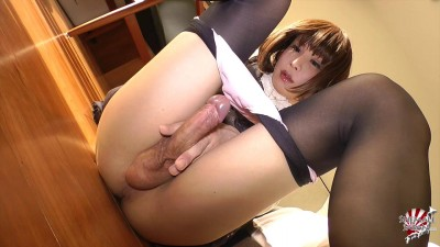 Miharu Tatebayashi Plays in Pantyhose (2016)