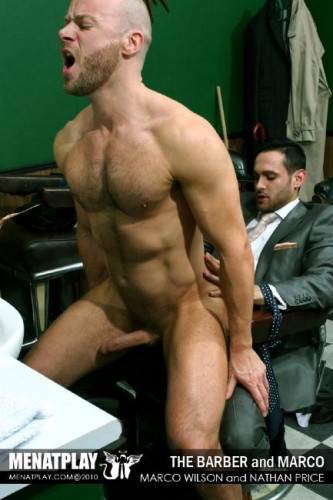 MAPlay - The Barber and Marco - Marco Wilson & Nathan Price