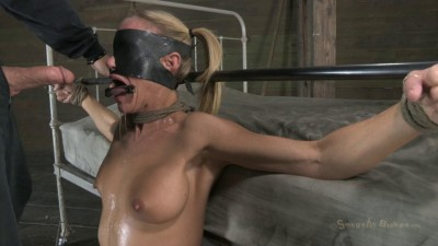 SB - Helpless Cougar is Sexually Destroyed - Simone Sonay