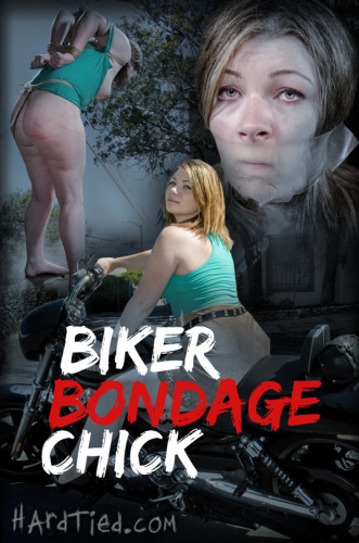 Harley Ace Biker Bondage Chick
