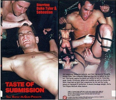 Grapik Art Productions — Taste of Submission