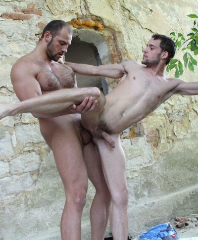 A Fuck In The Ruins – Alex & Tomm