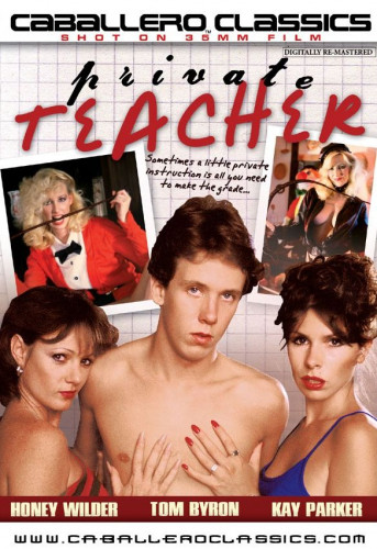 Private Teacher (Robert McCallum, Caballero Home Video)