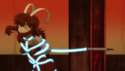 Fight Ippatsu! Juuden-Chan Ep. IX