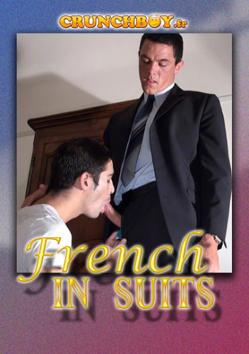 Crunchboy – French In Suits