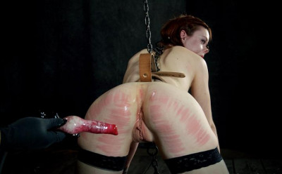 Ass hooks, hoods, canes, whips and chains
