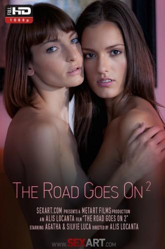 Agatha, Silvie Luca — The Road Goes On 2 FullHD 1080p