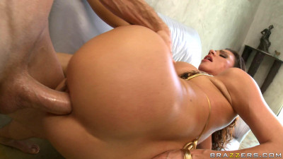 Slutty Milf Jumps Right On The Cock