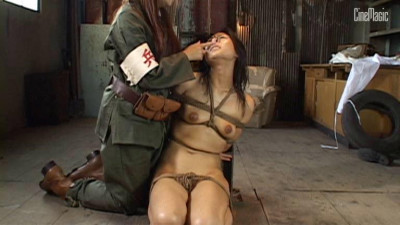 Military Punishment Enema Lesbian Woman