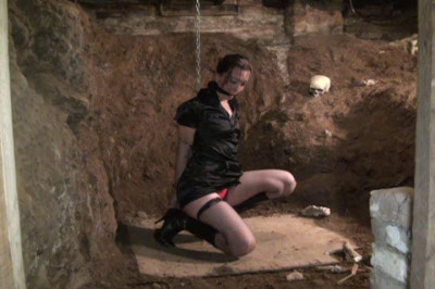 HuntersLair – Cruelly Cuffed And Tossed Into The Pit