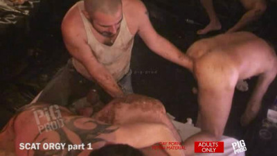 Pig Prod – Scat Orgy 1