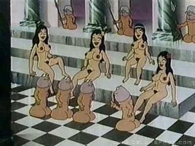 Dirty Little - Adult Cartoons 4