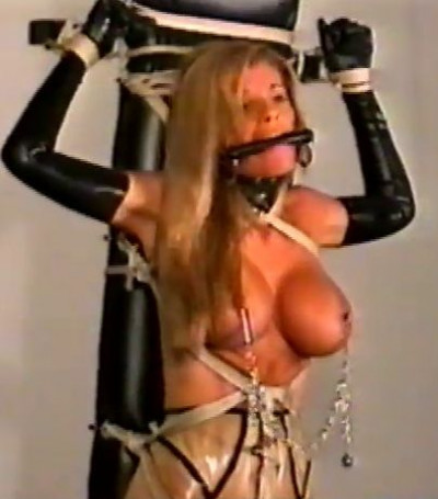 Exotic Latex Bondages & Rubber Encasement — Part 7