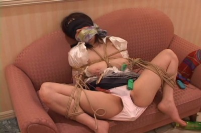 Homemade Japanese BDSM porn