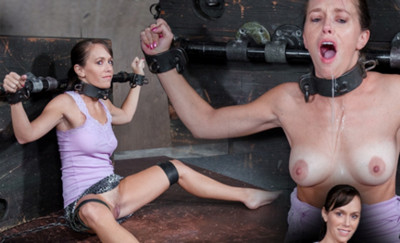 Sexy MIlf Alana Discovered Fear And Orgasms Are An Amazing Combination