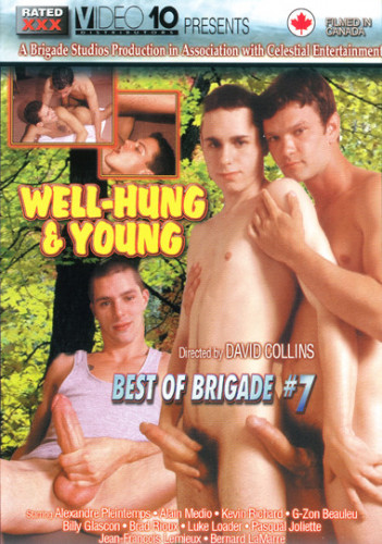 Brigade Studios – Best of Brigade #7: Well-Hung & Young (2000)