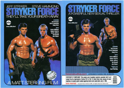 Stryker Force (1987) DVDRip