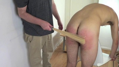 Straight Lads Spanked — Real Punishment — Dale — Money Waster