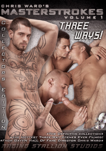 Chris Ward's Masterstrokes Vol 1 - Three Ways! — Disc 1