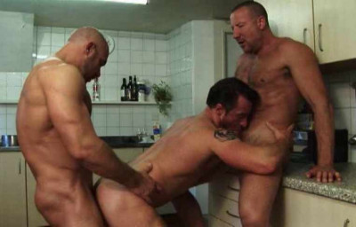 Mature Men At Anal Work