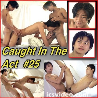 Caught In The Act 25 - Hardcore, HD, Asian