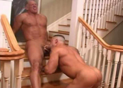 Mature Muscle Men In Hardcore Anal